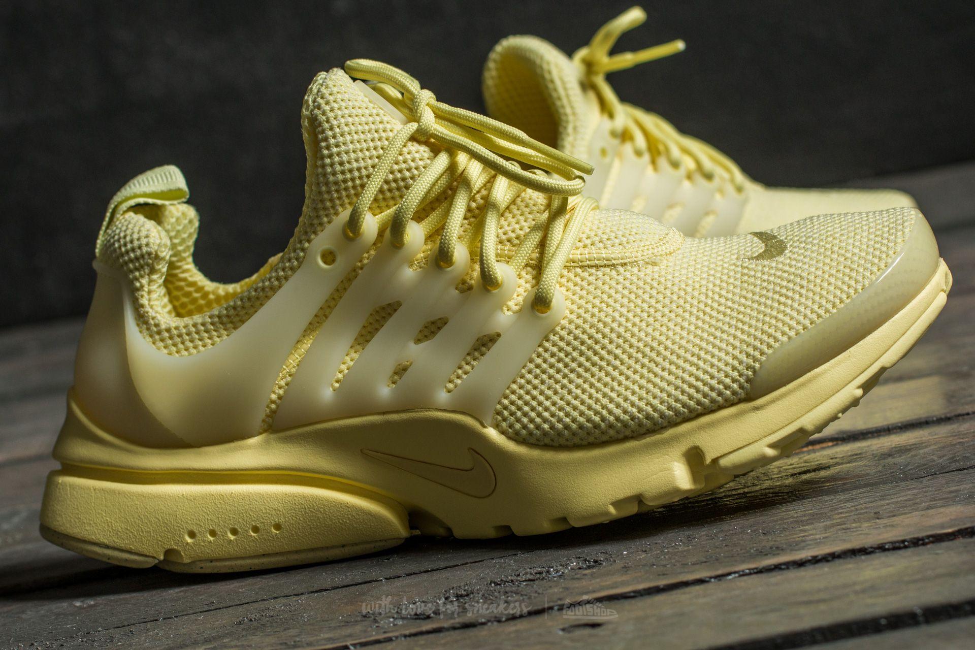 ventas especiales Tienda online duradero en uso Nike Air Presto Ultra BR Lemon Chiffon/ Lemon Chiffon | Footshop