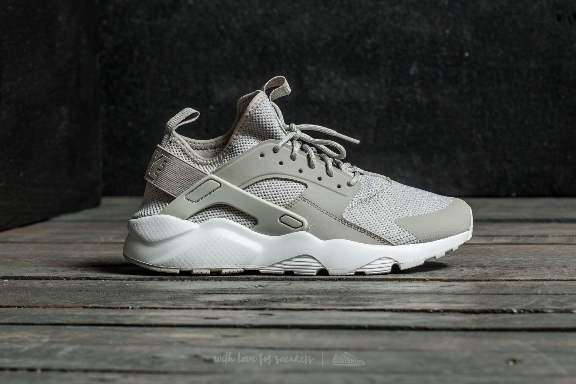 Nike Air Huarache Run Ultra BR Pale Grey Pale Grey | Footshop