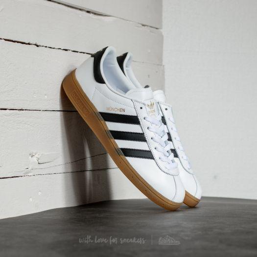 adidas Munchen Ftw White Core Black Gum | Footshop