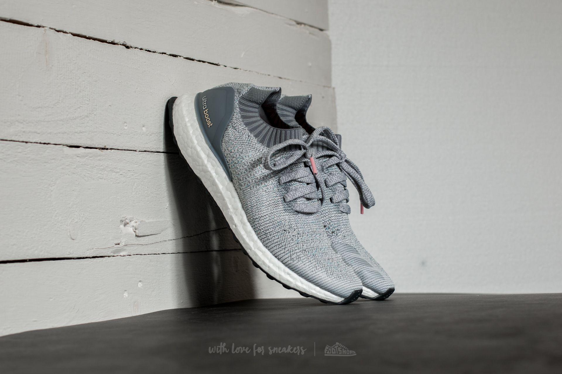 b831f0771 adidas UltraBoost Uncaged W Clear Grey  Mid Grey  Grey