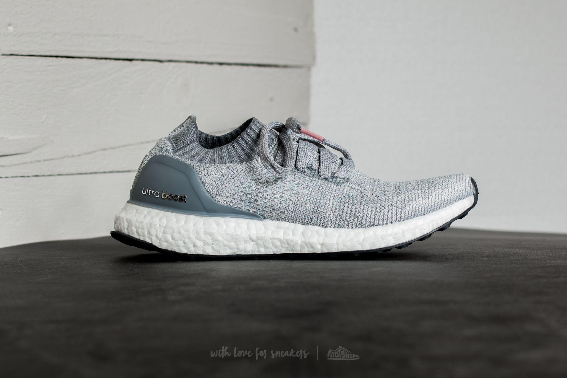 promo code 04b28 e89c1 adidas UltraBoost Uncaged W Clear Grey/ Mid Grey/ Grey ...