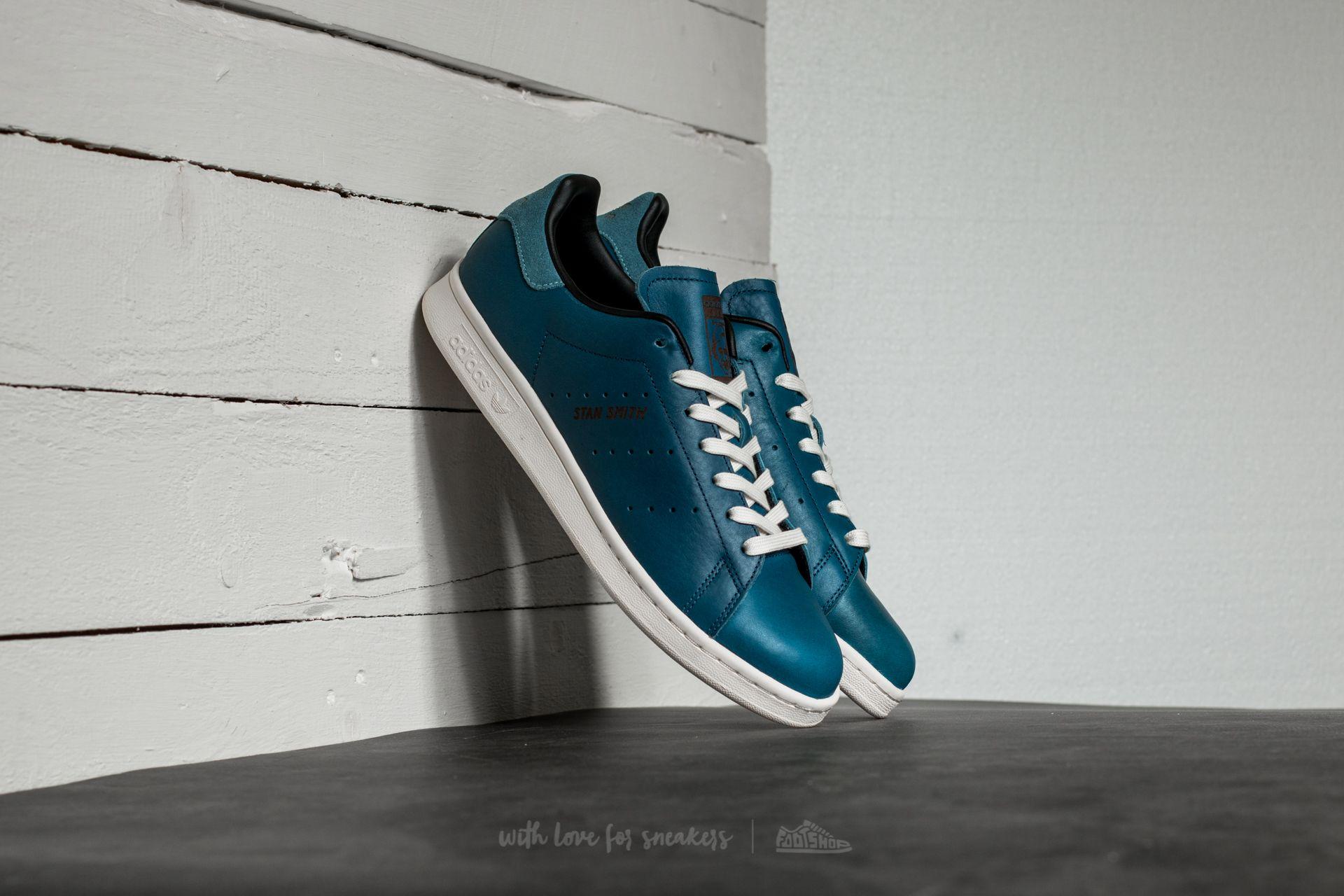 43d4a340687e adidas Stan Smith Blue  Collegiate Navy  Chalk White