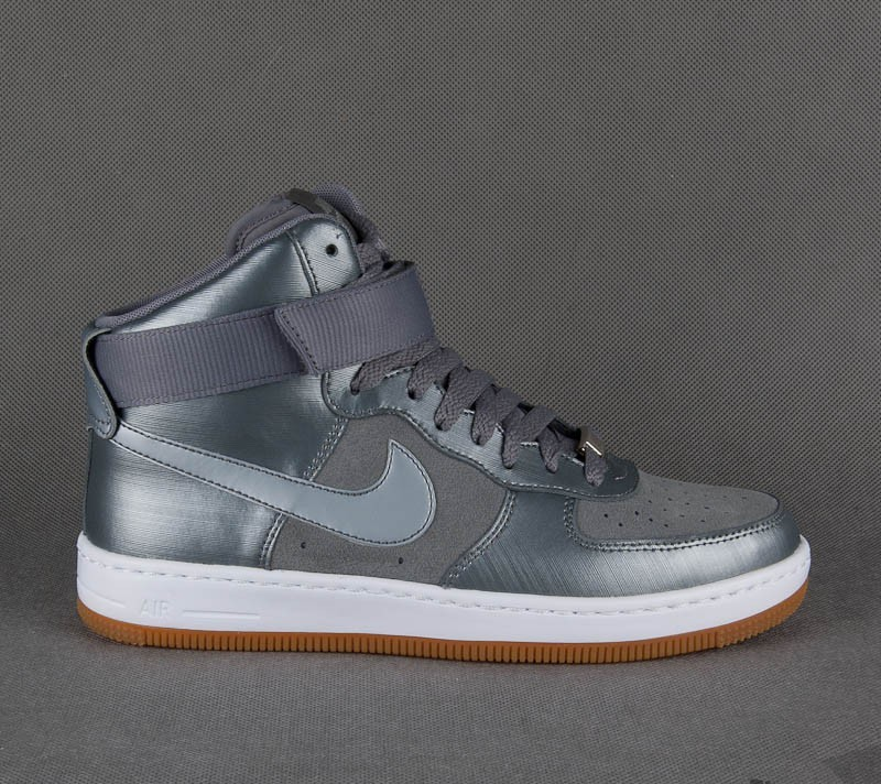 Nike W AF1 Ultra Force Mid Cool Grey/Metallic