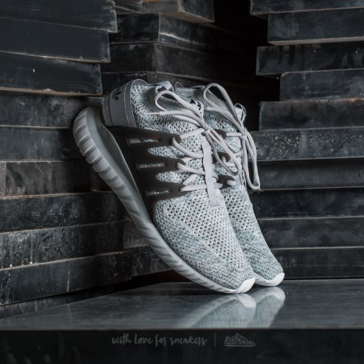 adidas Tubular Nova Primeknit Tactile Green Light Solid Grey Dark Grey Solid Grey | Footshop