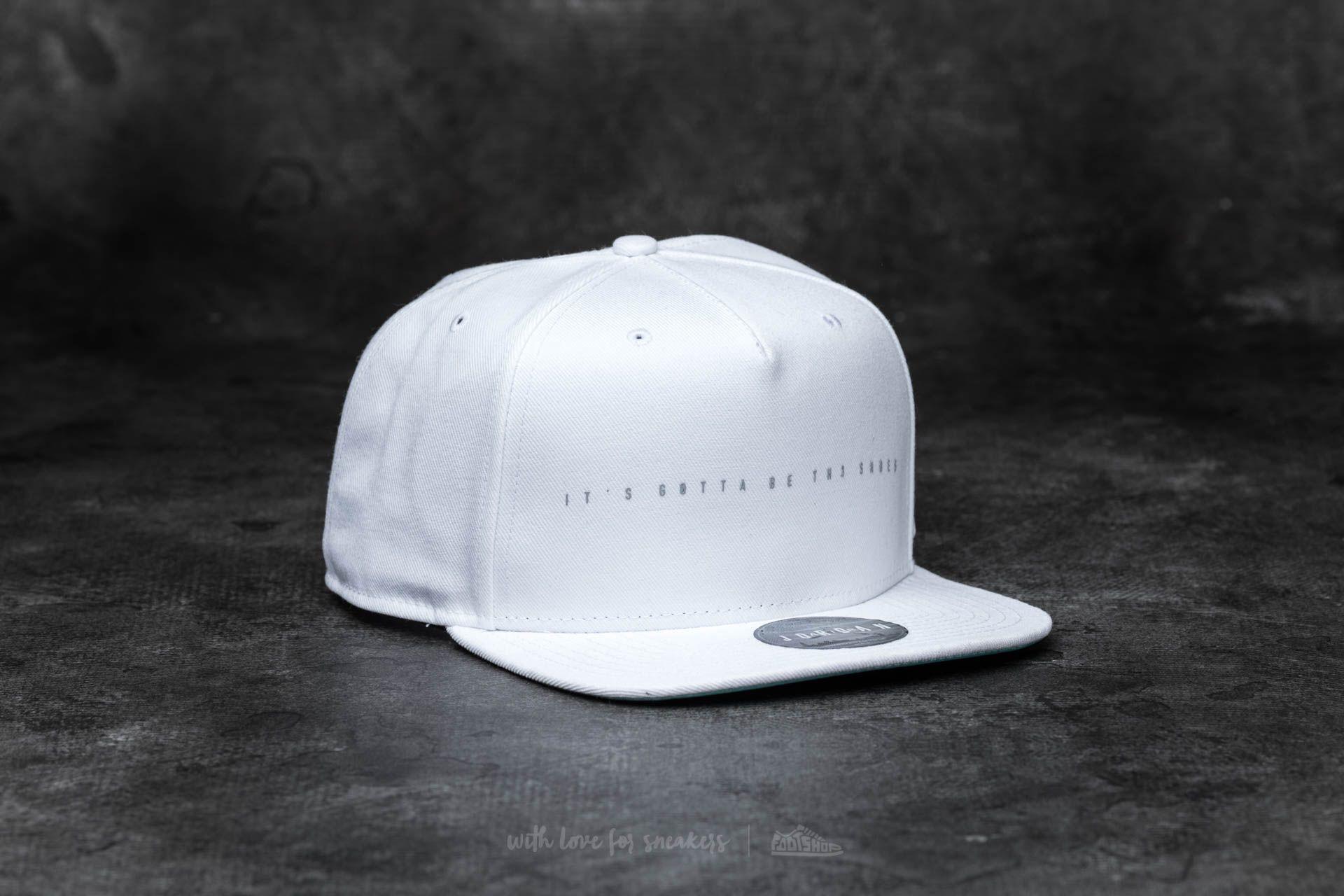 b7ec3bc5071 Jordan 4 Snapback White  Turquoise