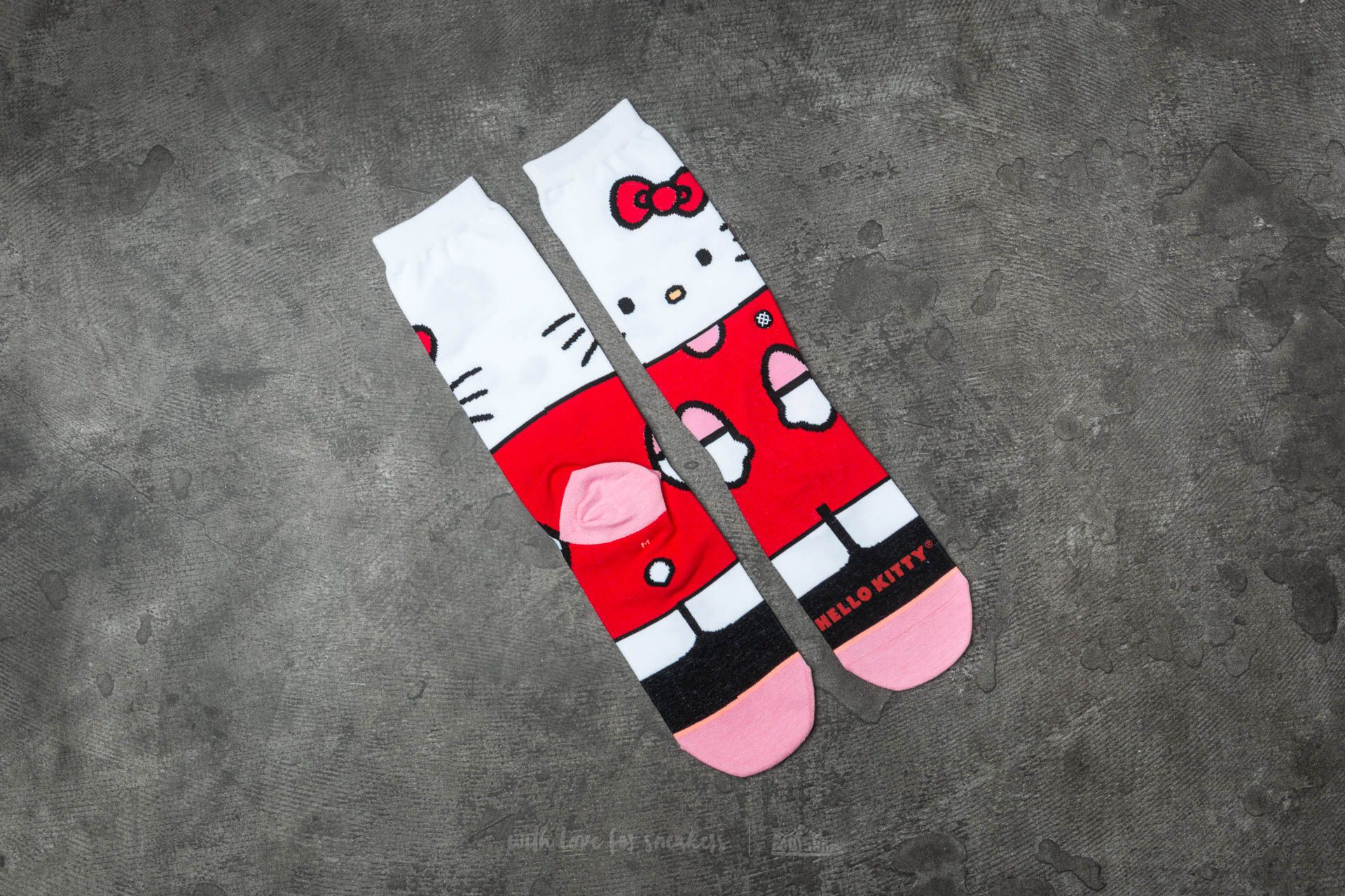 5bc48cc79 Stance Hello Kitty White | Footshop