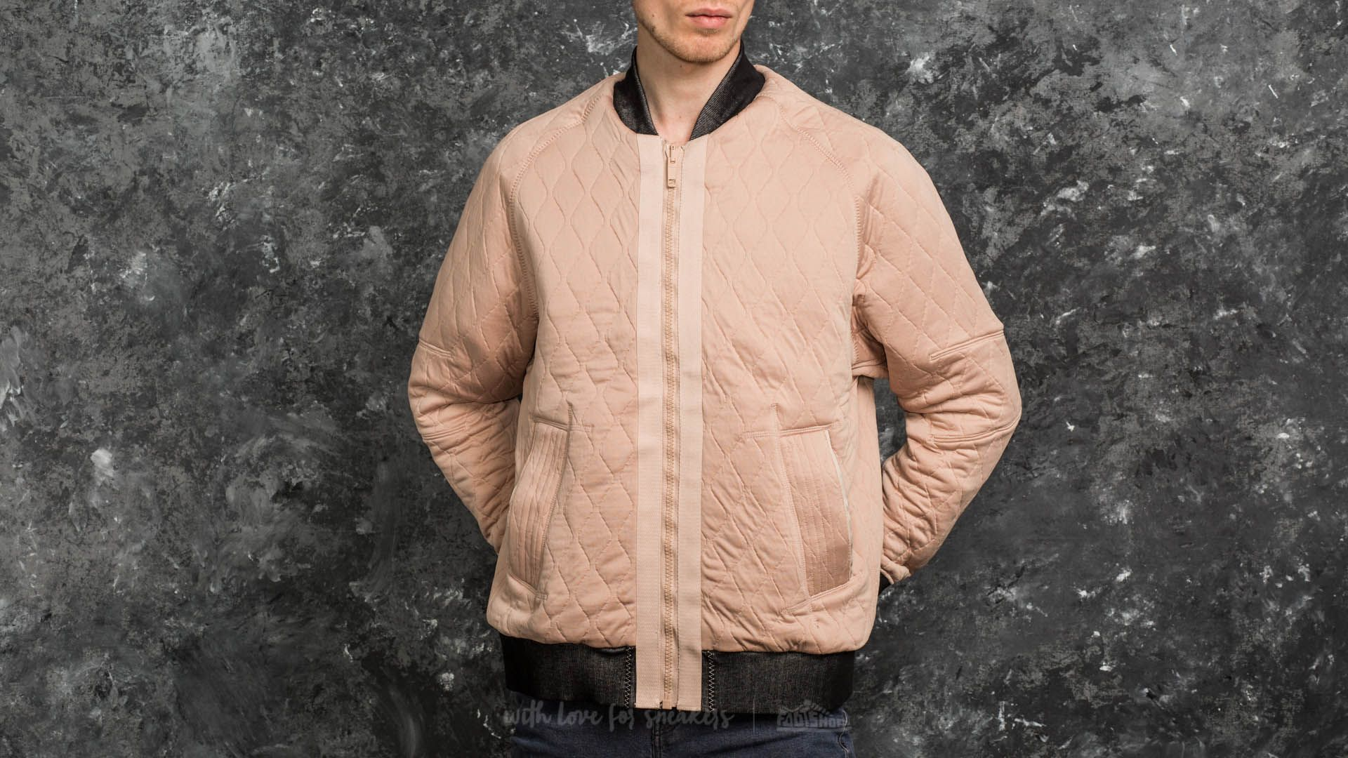 0b5e5bdaf94c adidas Day One Reversible Bomber Clear Brown at a great price 182 € buy at  Footshop