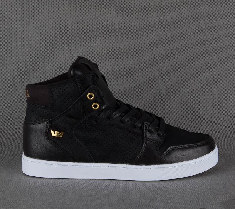Men's shoes Supra Vaider LX Black/Gold