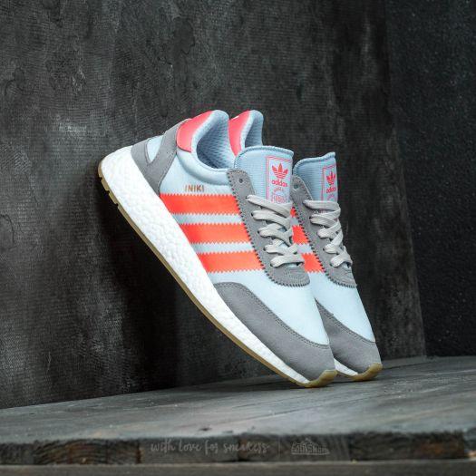 best service best wholesaler hot sales adidas Iniki Runner Solid Grey/ Turbo/ Gum | Footshop