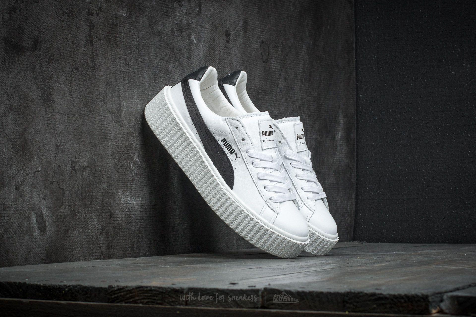 shoes Puma x Rihanna Creepers White