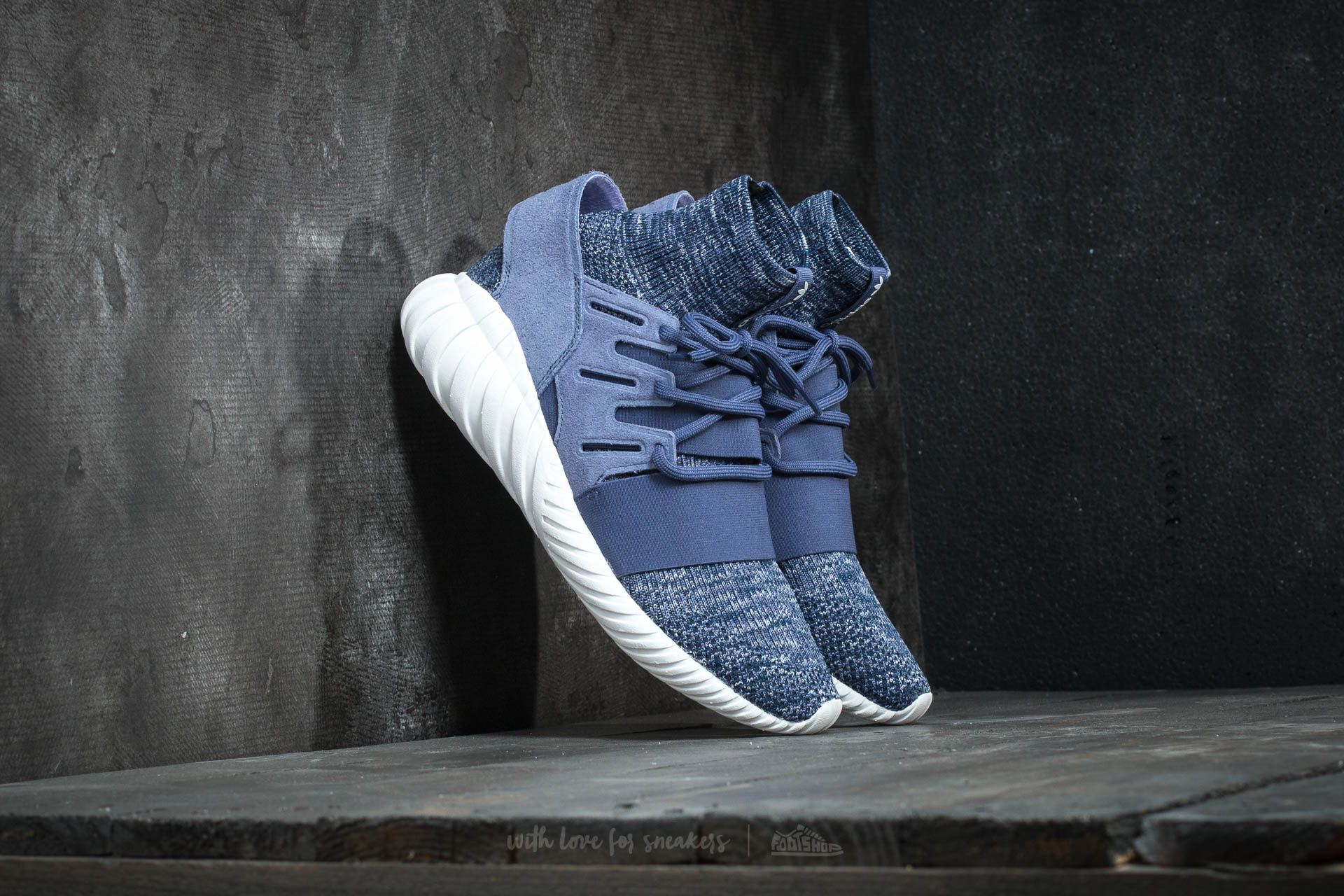 adidas Tubular Doom Primeknit Super Purple  Collegiate Navy  Vintage ae5209c6c