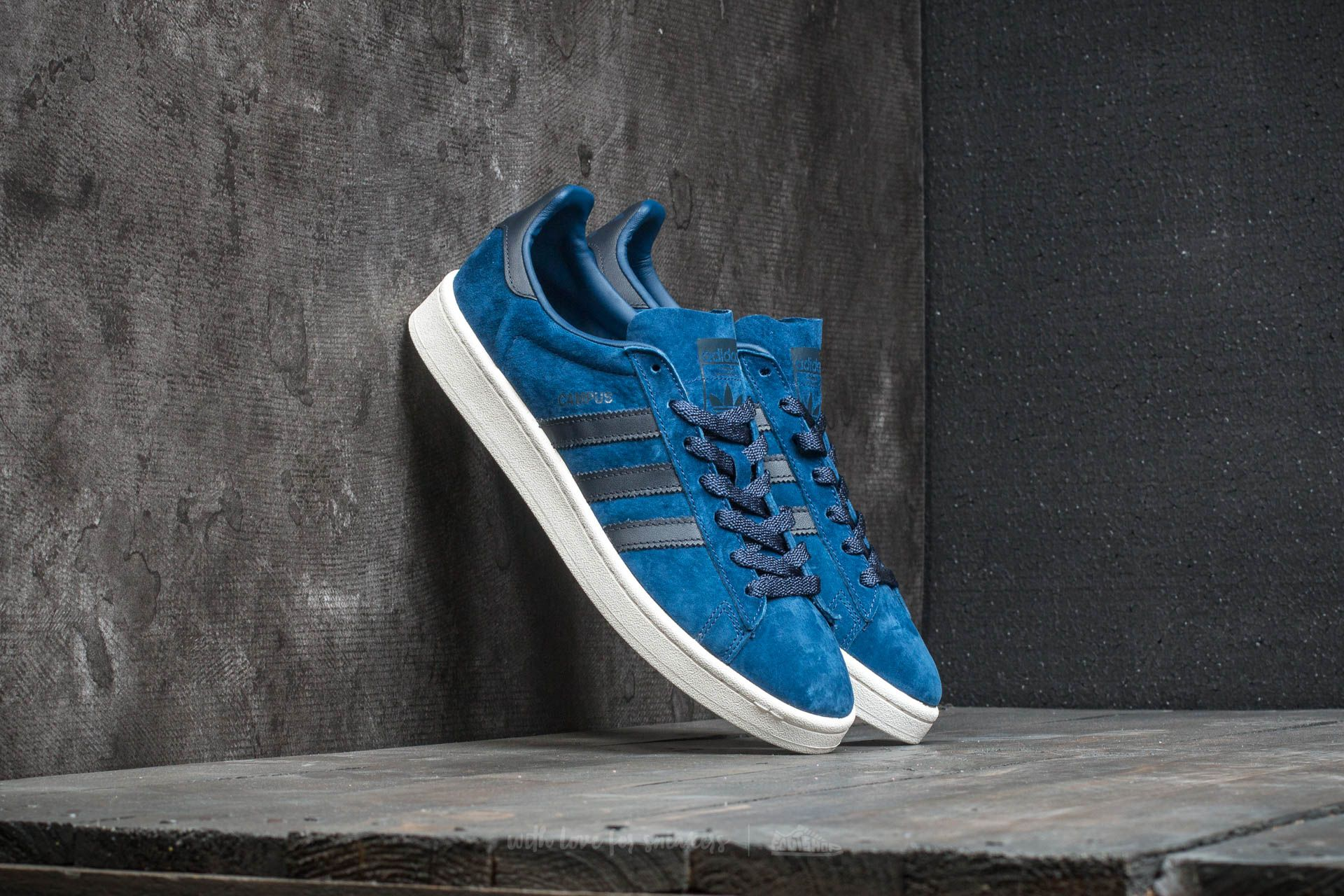 debb8e19831a60 adidas Campus Mystery Blue  Night Navy  Chalk White