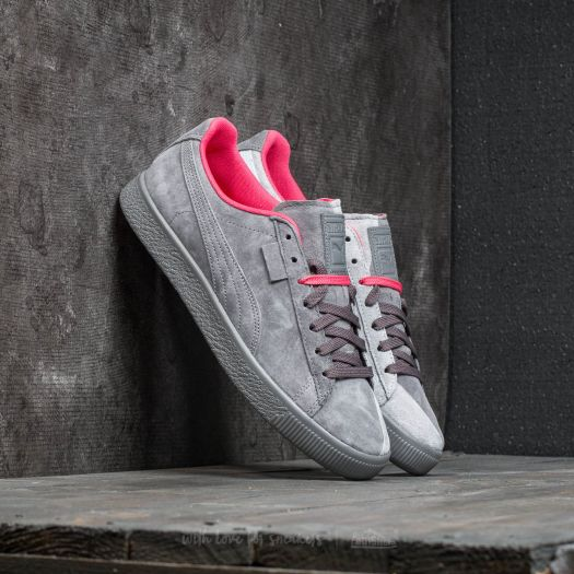 brand new 31fa9 af7ec Puma x Staple Clyde High Rise-Glacier Gray | Footshop