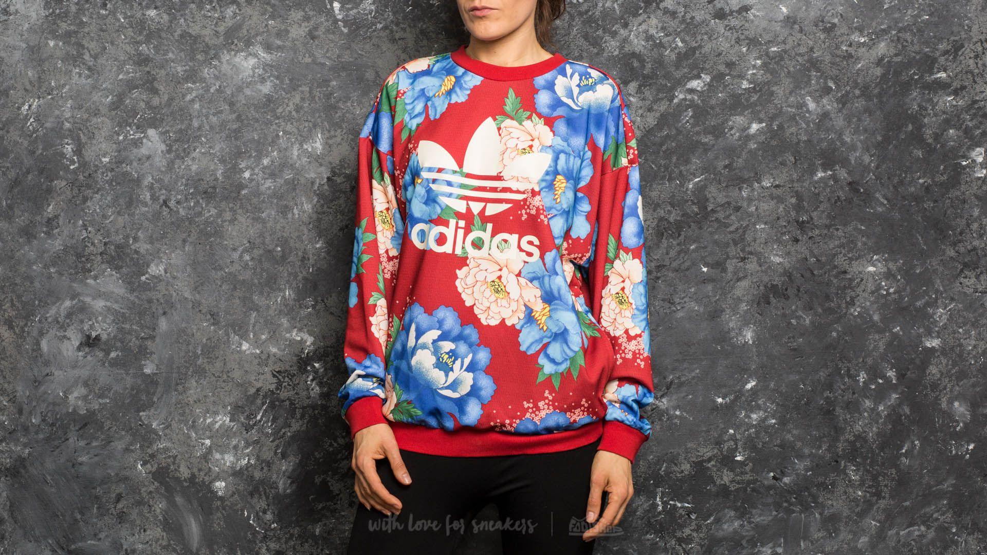 adidas Chita Sweater Multicolor