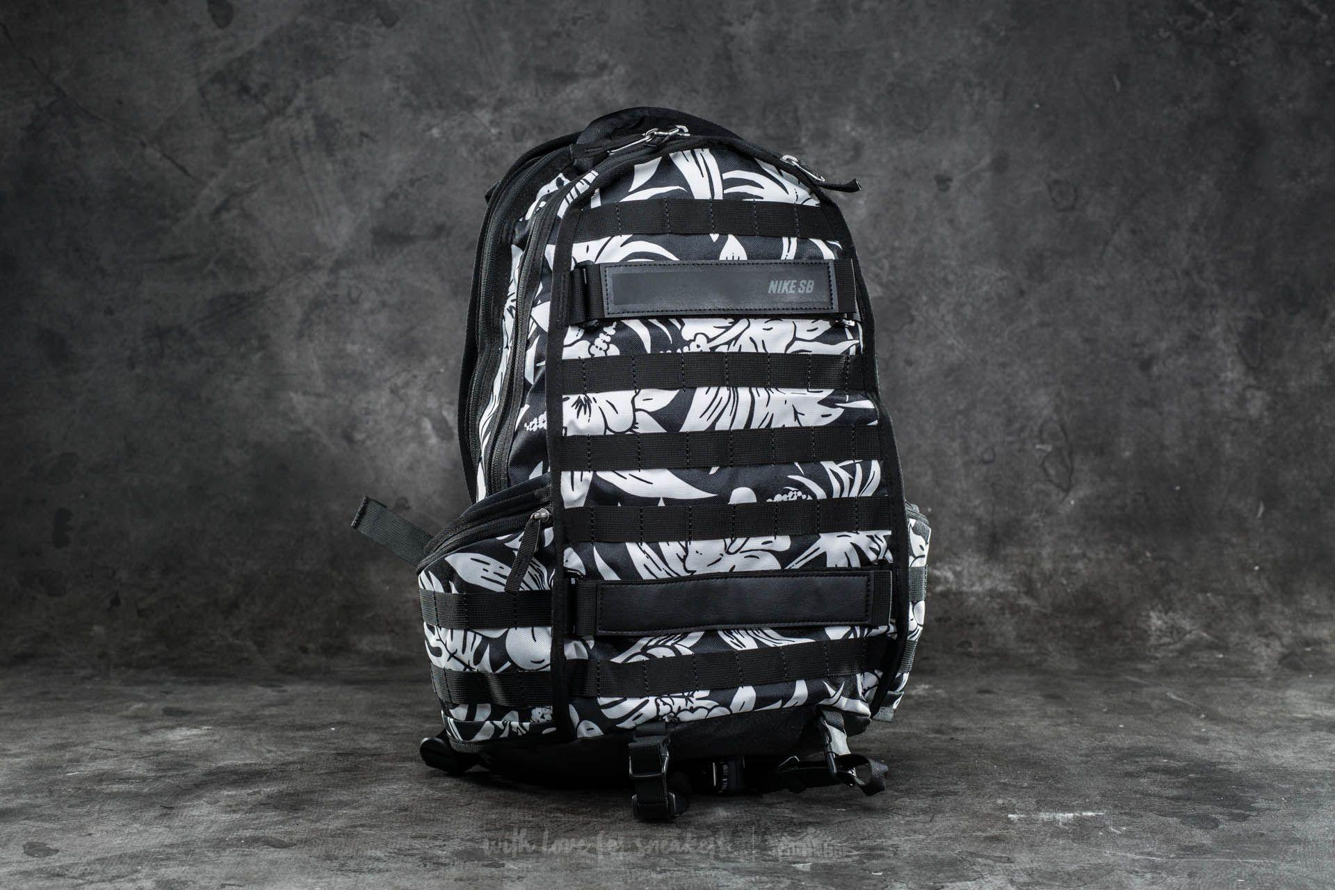 91f9de5a24 Nike SB RPM Graphic Backpack Black  Black