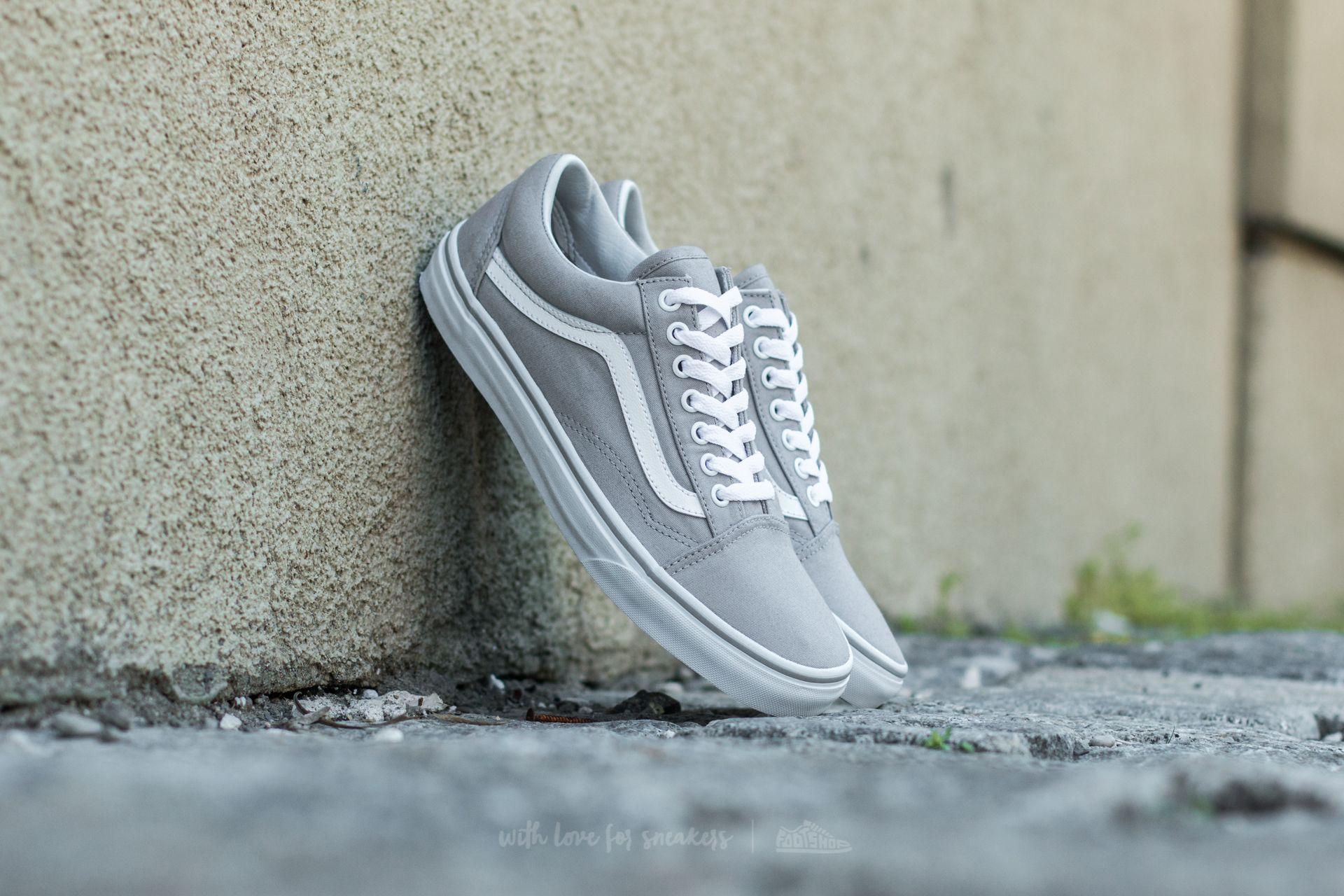 Vans Old Skool Drizzle Drizzle True White | Footshop