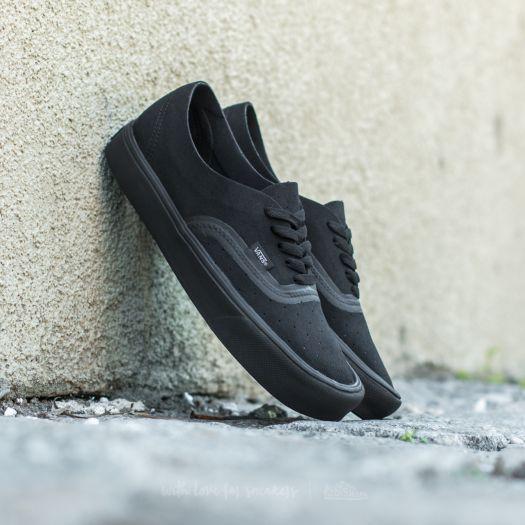 Vans Authentic Lite Ra (Perf) Black/ Black | Footshop