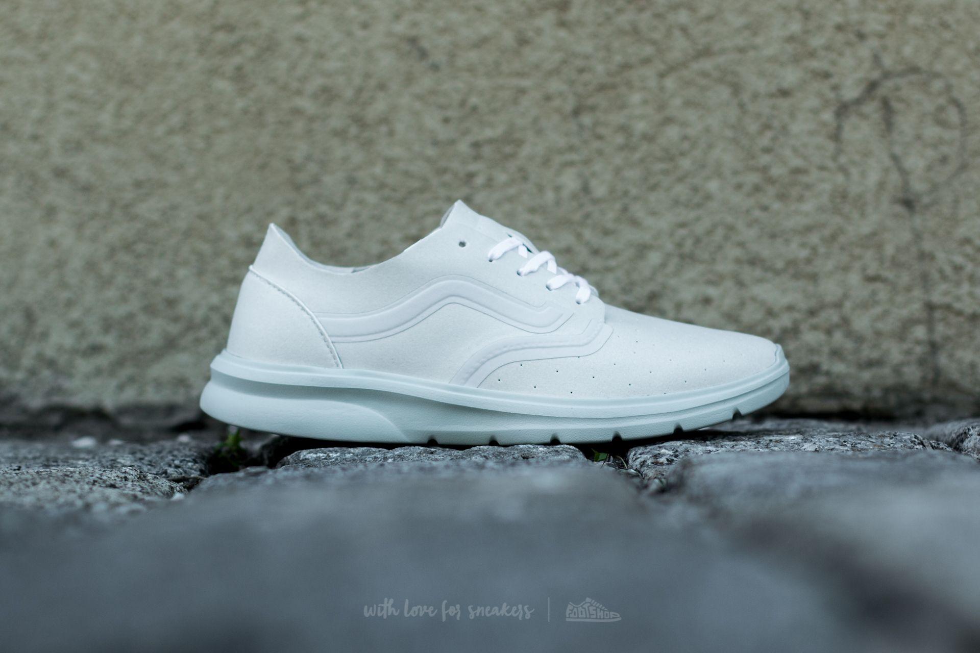 Vans Iso 2 Rapidweld (Perf) True White Zephyr | Footshop