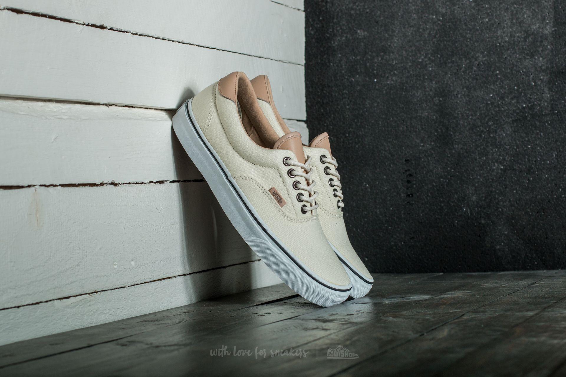 shoes Vans Era 59 (Veggie Tan) Classic