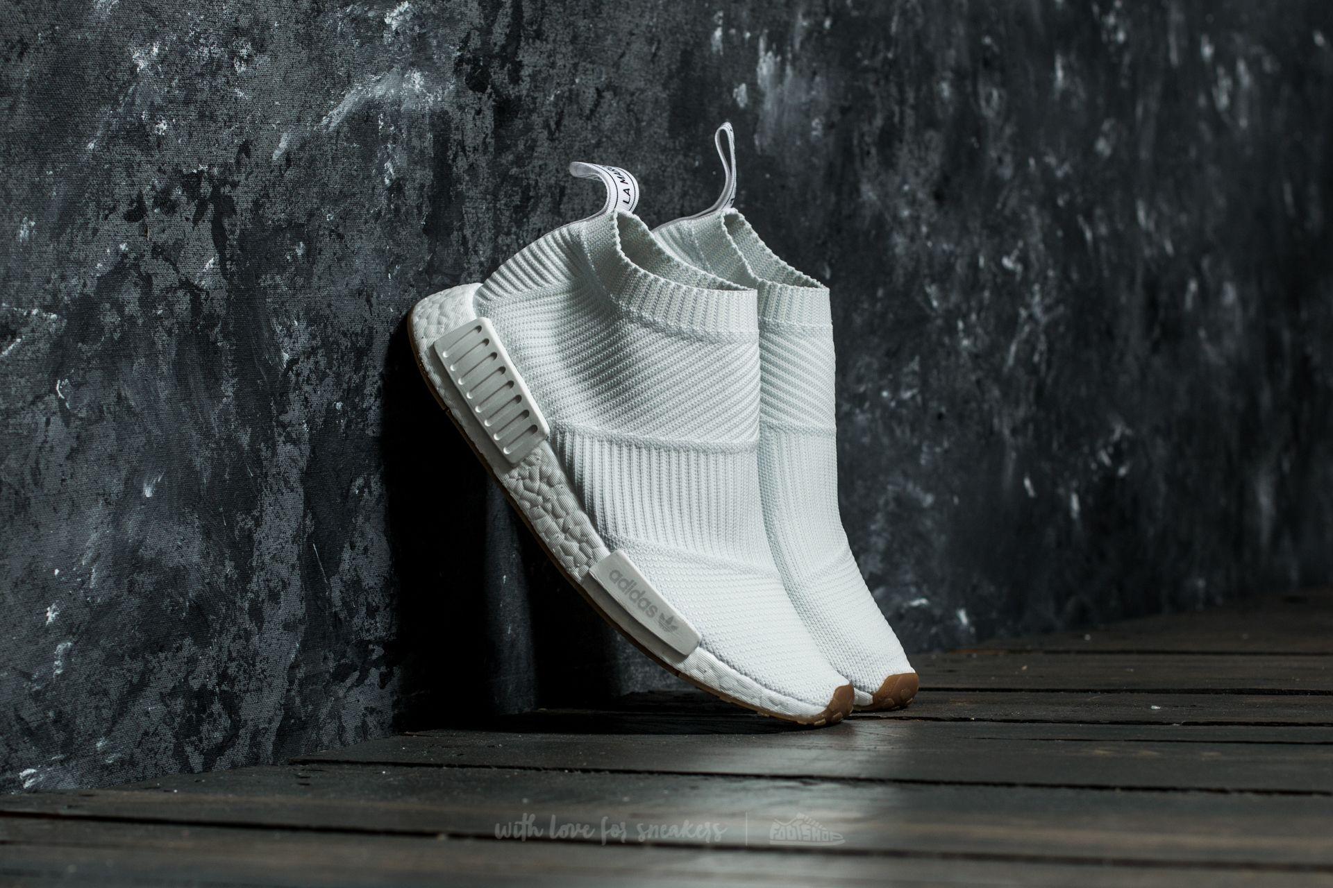shoes adidas NMD_CS1 Primeknit Ftw