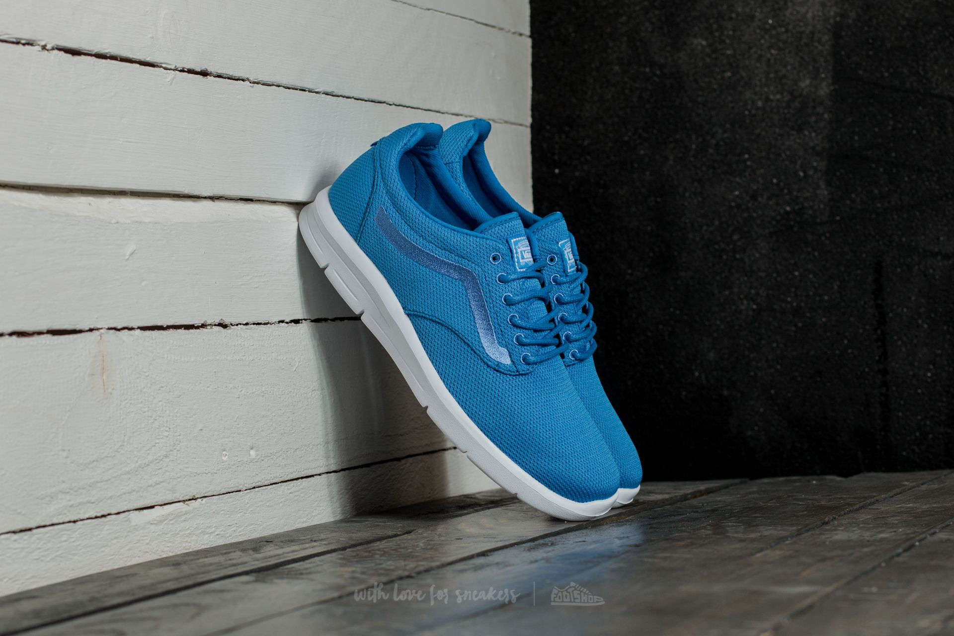 5899a924ac6337 Vans Iso 1.5 (Mesh) French Blue