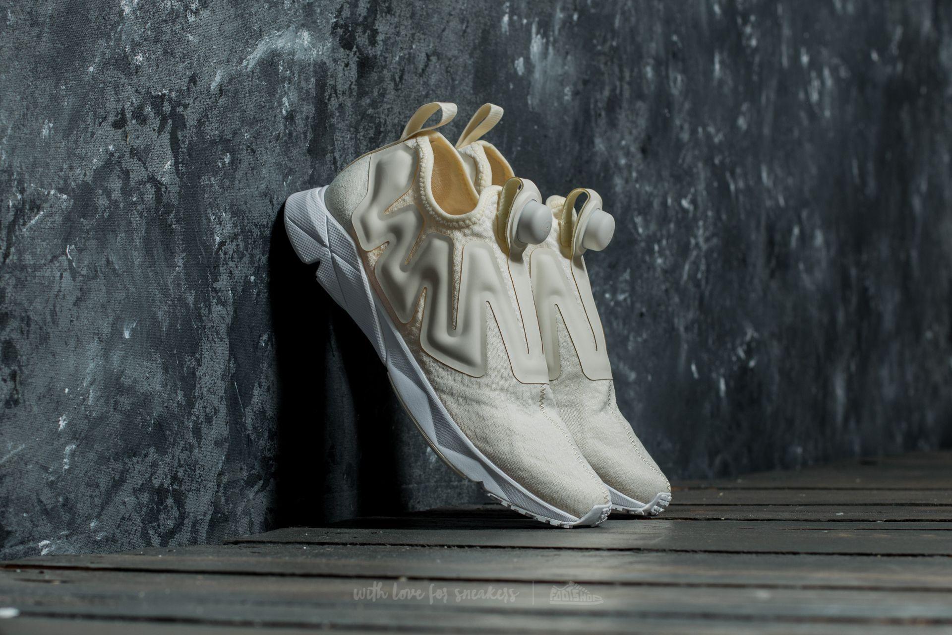 11991f32fe7f77 Reebok Pump Supreme Rilla Classic White  White