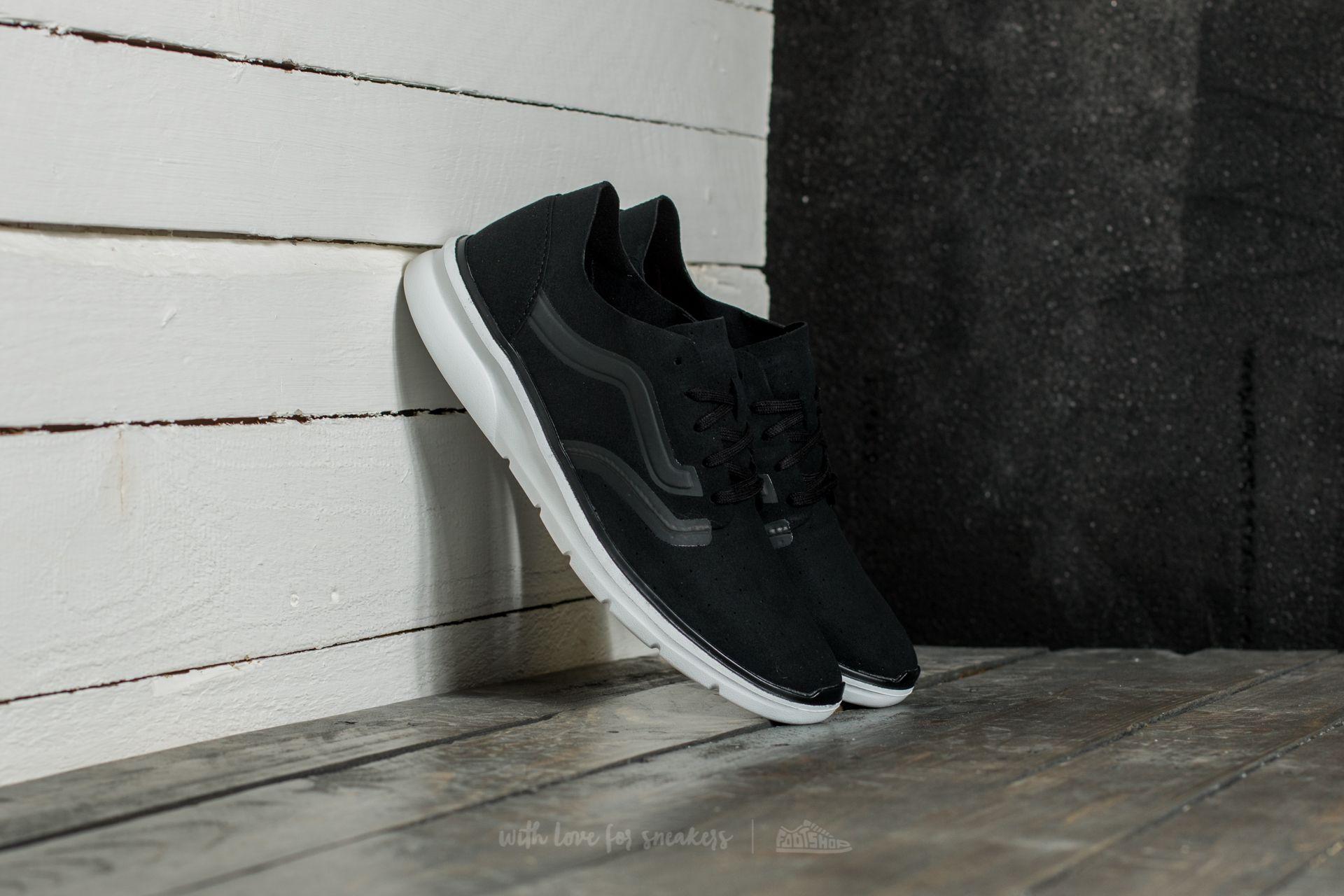 Vans Iso 2 Rapidweld (Perf) Black White | Footshop