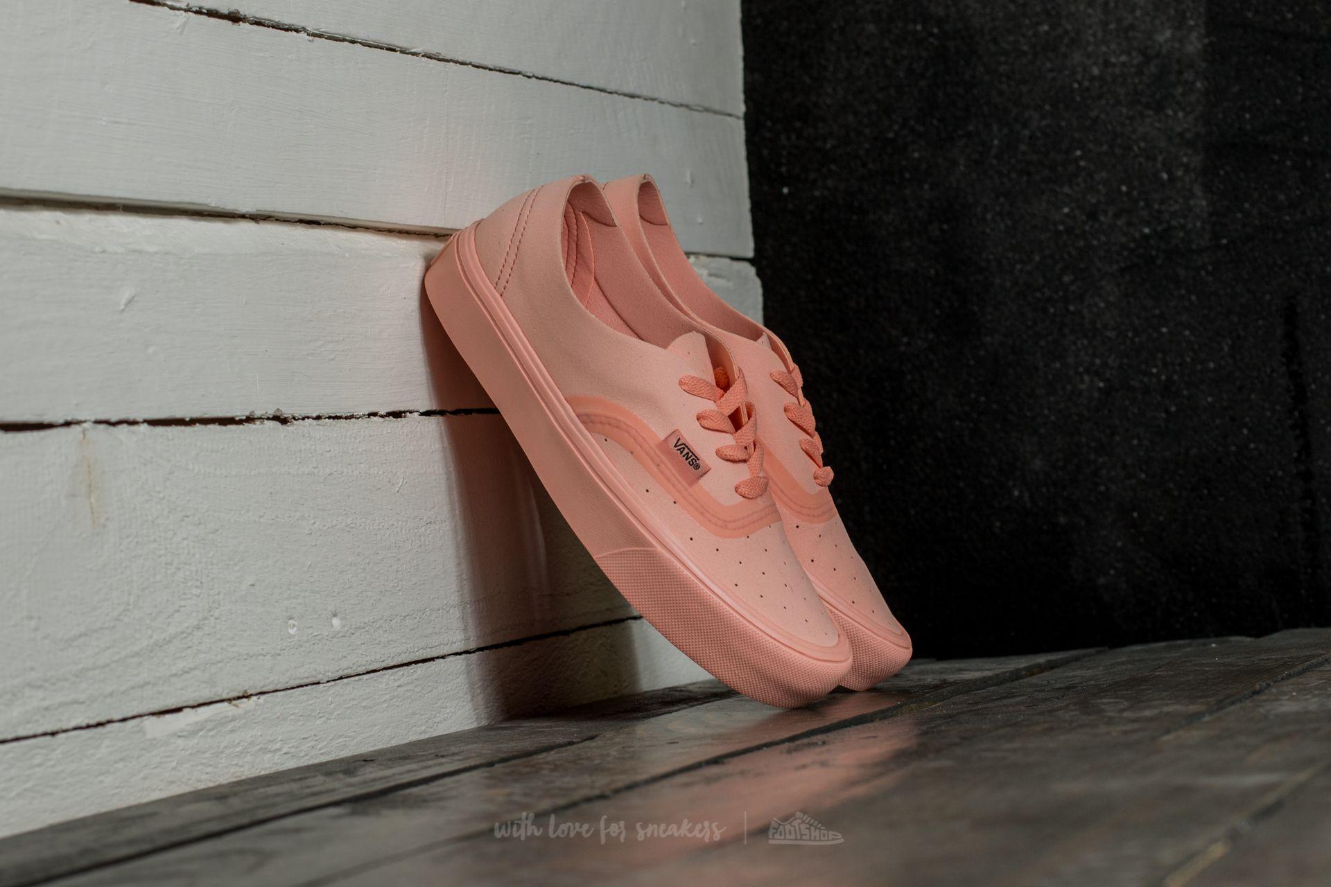 tropical peach vans