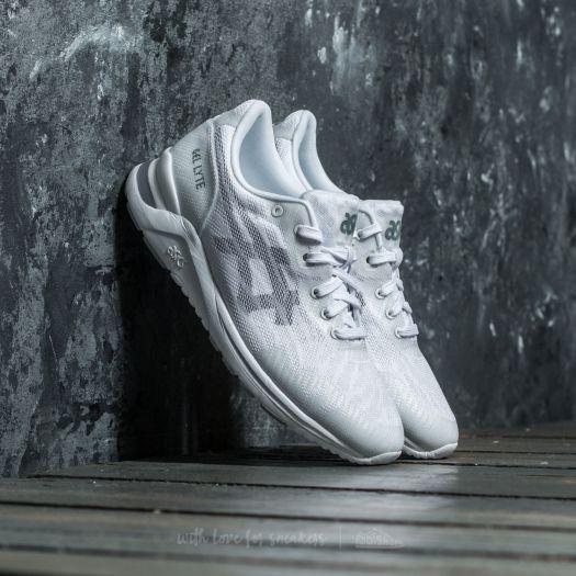 low priced c6317 19fc1 Asics Gel-Lyte Evo Nt White/ Mid Grey   Footshop