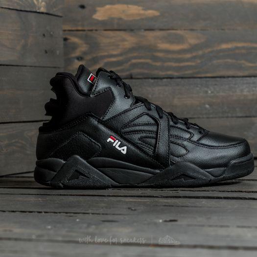 Men's shoes Fila Cage L Mid Black