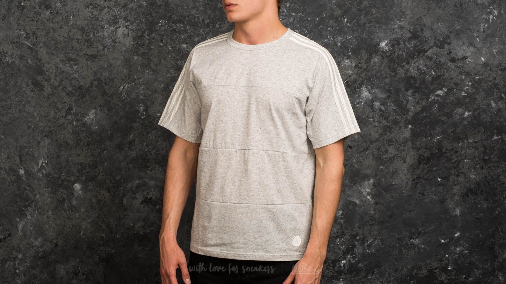 adidas Wings + Horns Tee Off White