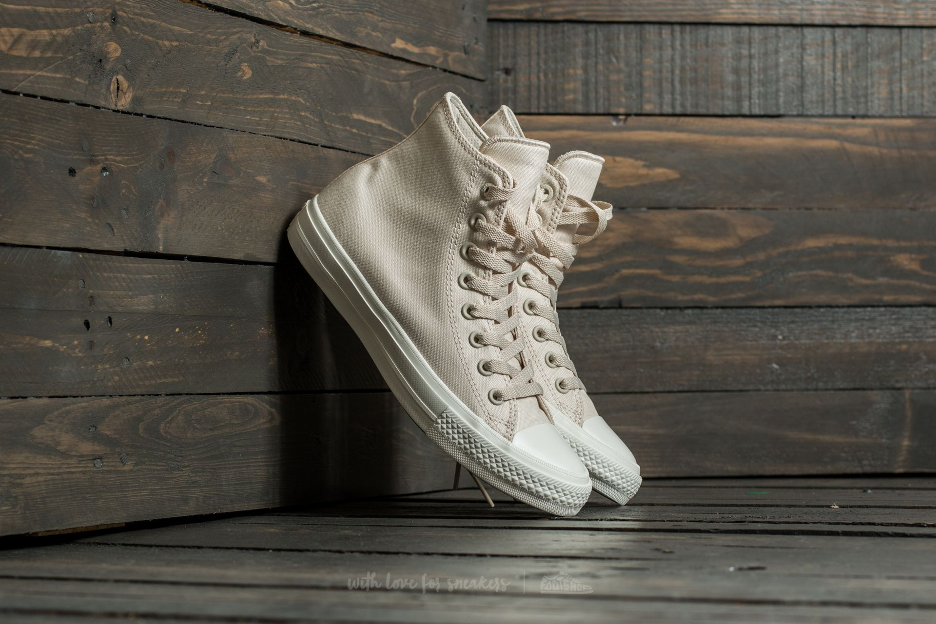 f6abf212599e1 Converse Chuck Taylor AS II Hi Parchment  Navy  White