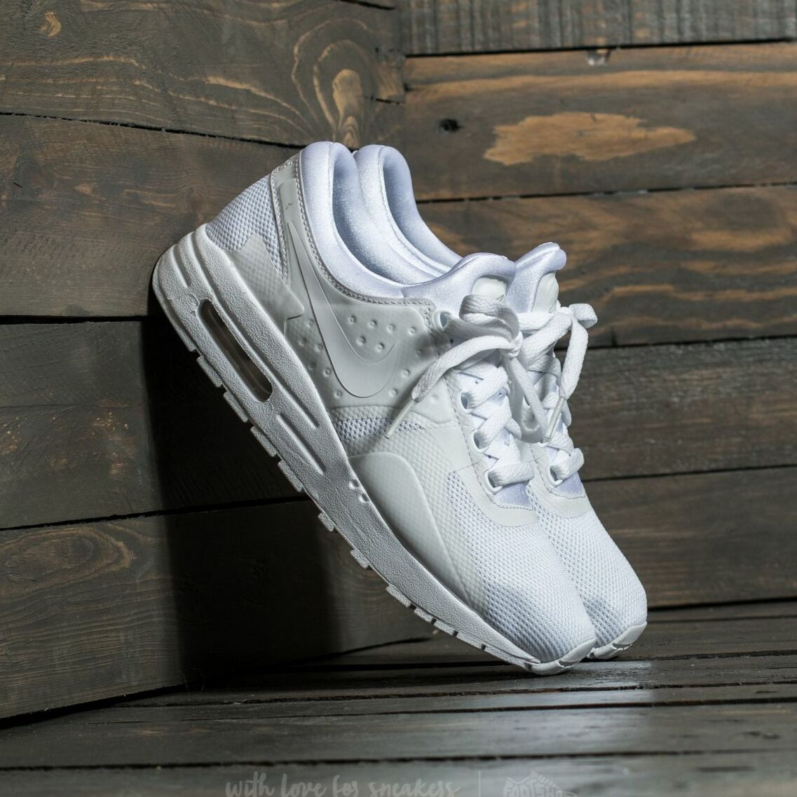 Nike Air Max Zero Essential GS White/ White-Wolf Grey EUR 38.5