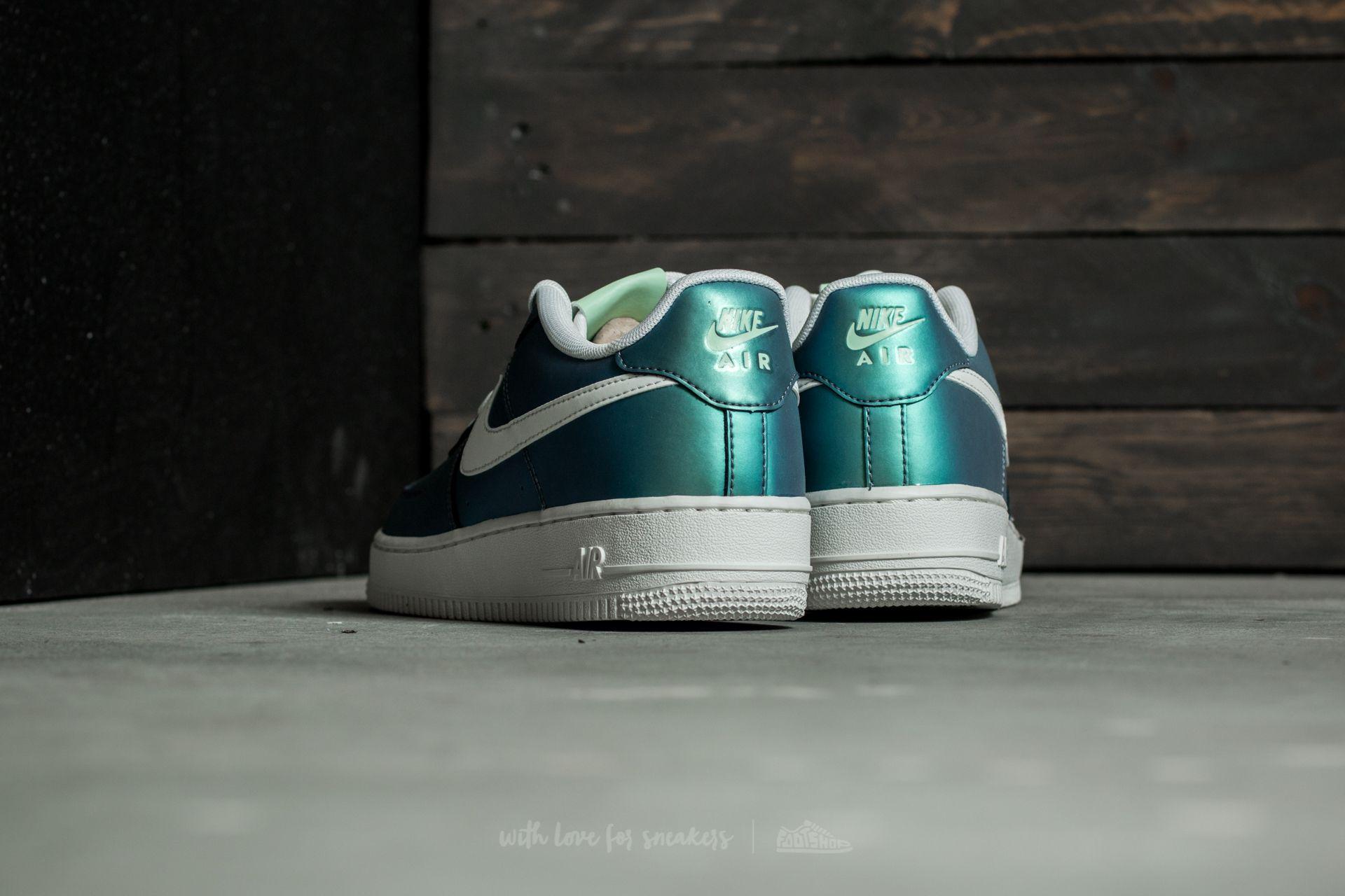 Nike Air Force 1 LV8 (GS) Fresh Mint Summit White Black   Footshop