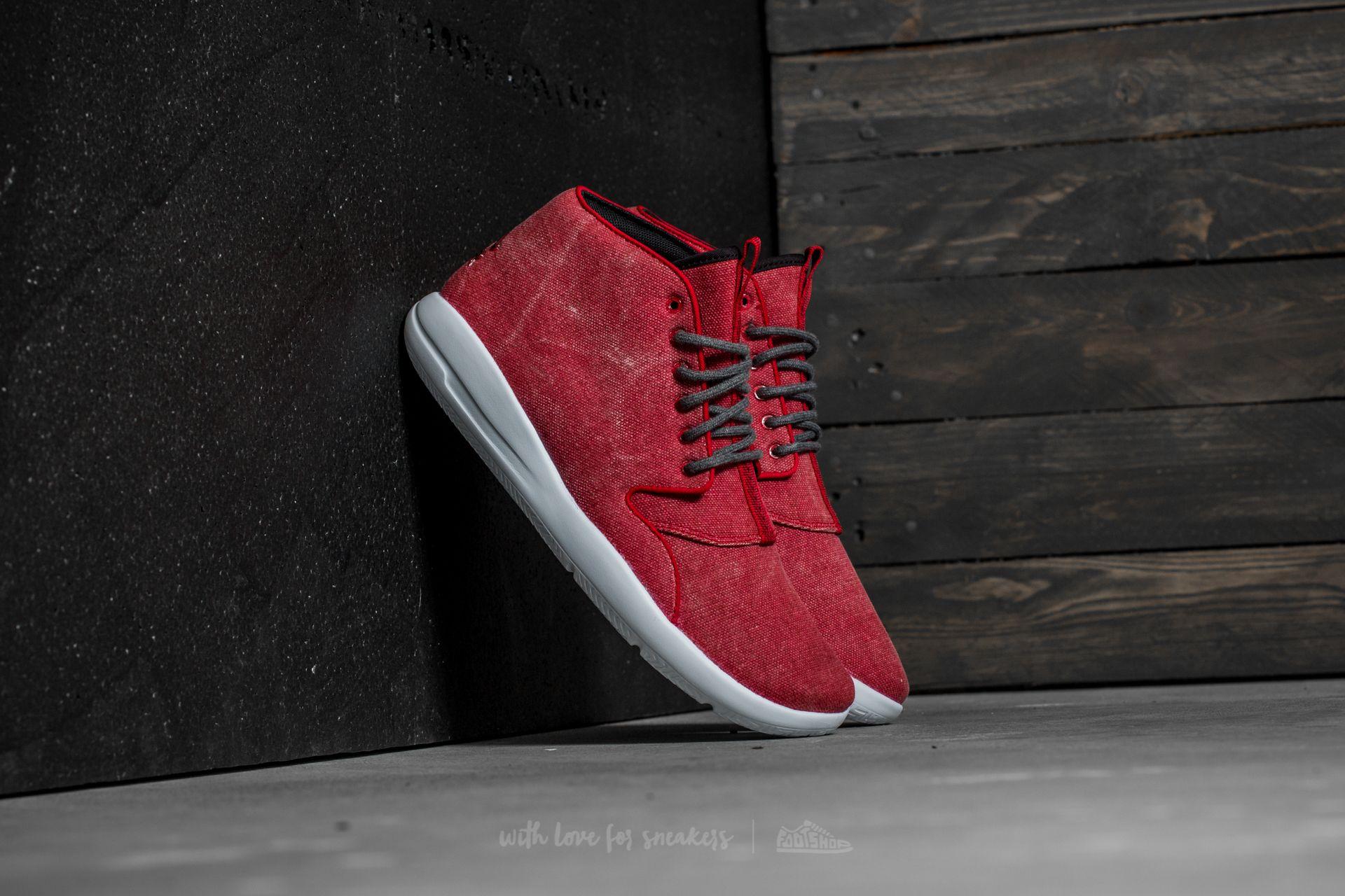 Jordan Eclipse Chukka Gym Red Black White   Footshop