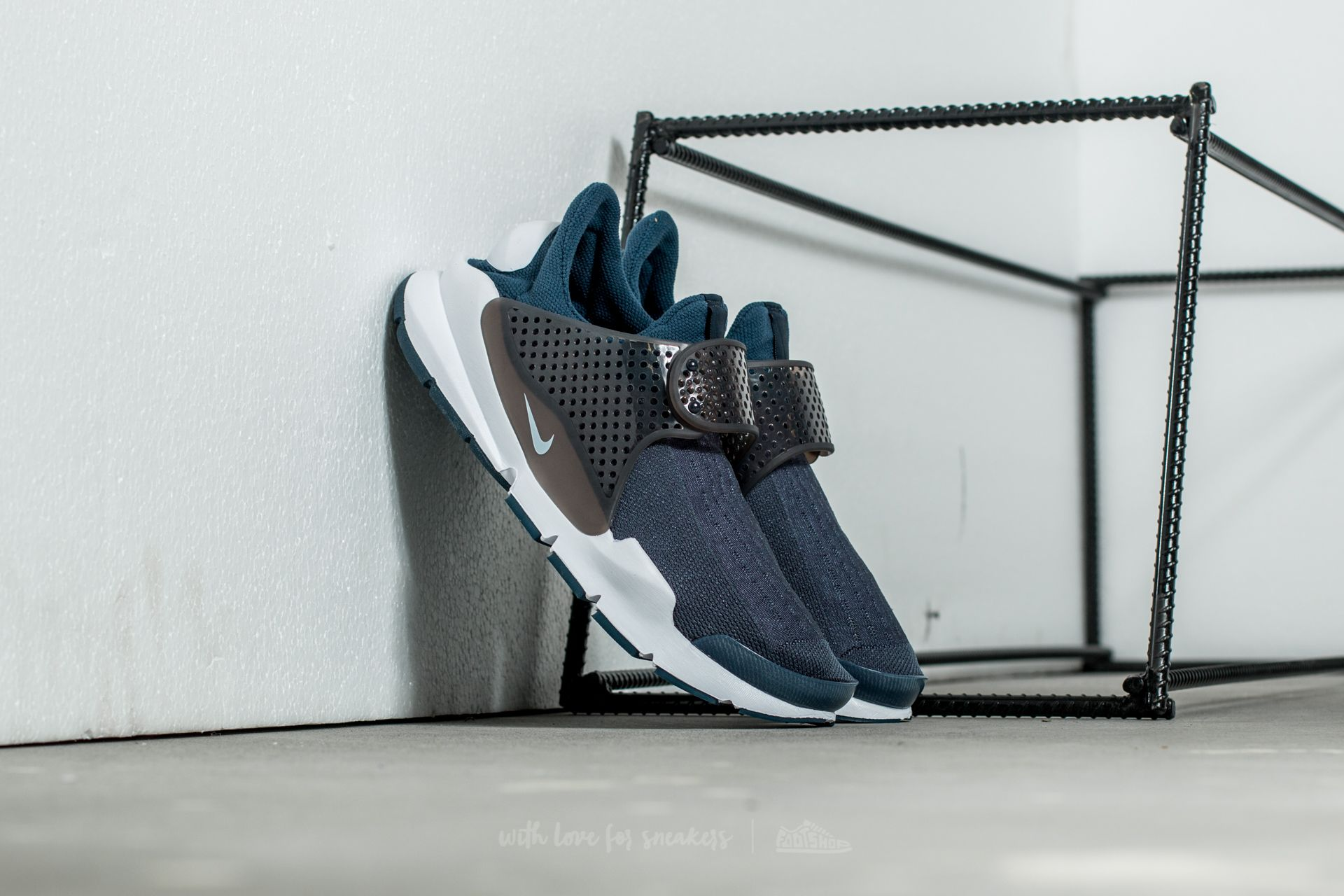 buy popular 45822 a7630 Nike Sock Dart KJCRD Squadron Blue  Glacier Blue