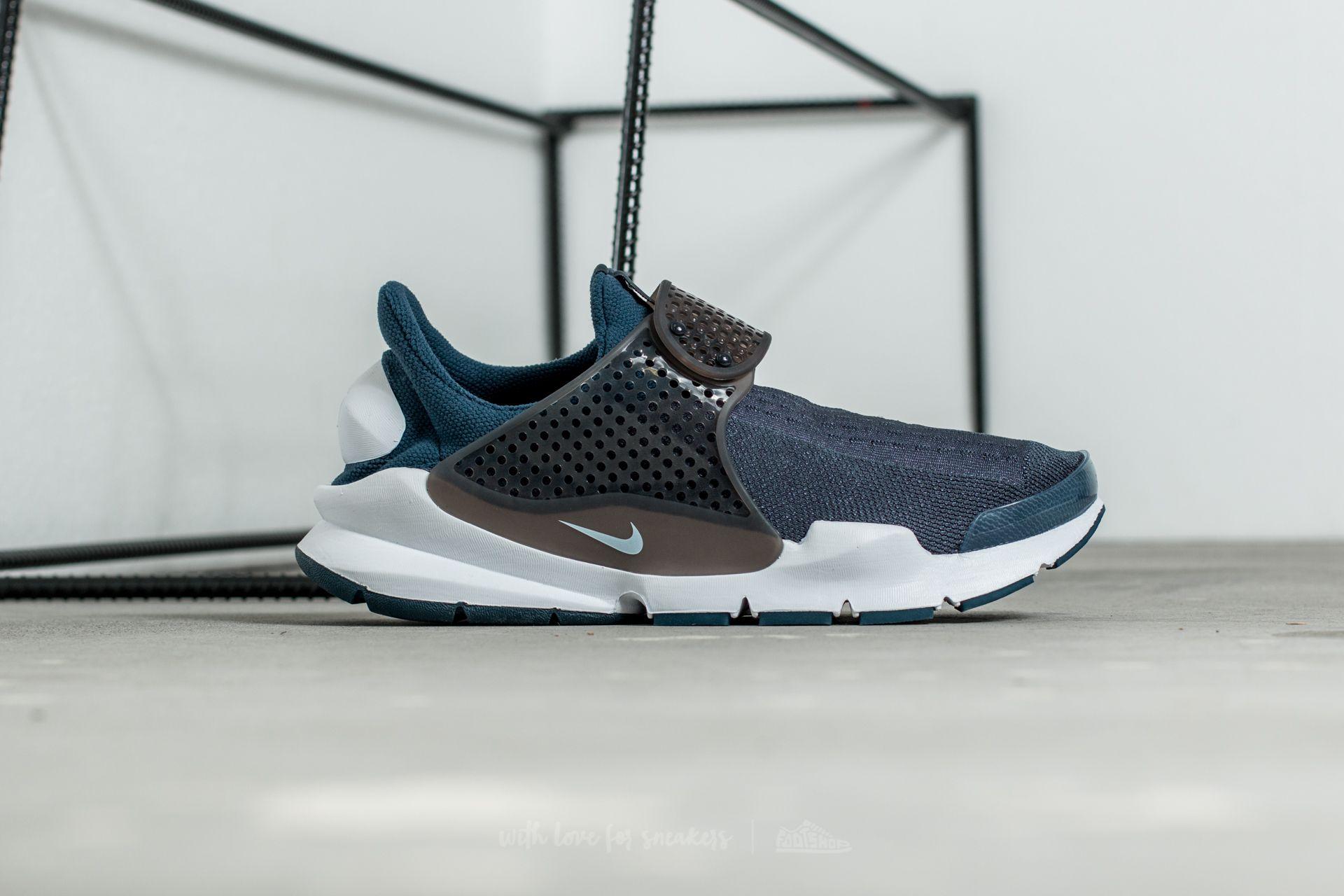 competitive price e1dfe dd472 Nike Sock Dart KJCRD Squadron Blue/ Glacier Blue | Footshop