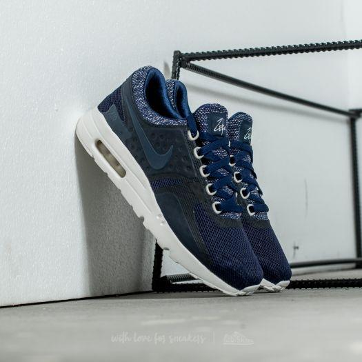 best service e065c 90c90 Nike Air Max Zero Br Midnight Navy/ Midnight Navy | Footshop