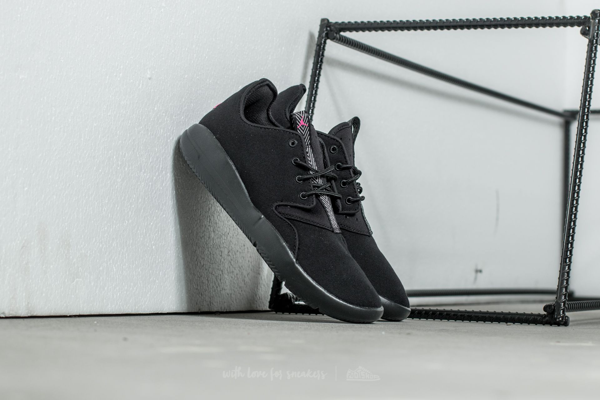 Jordan Eclipse GG Black  Hyper Pink  4d978ce41d