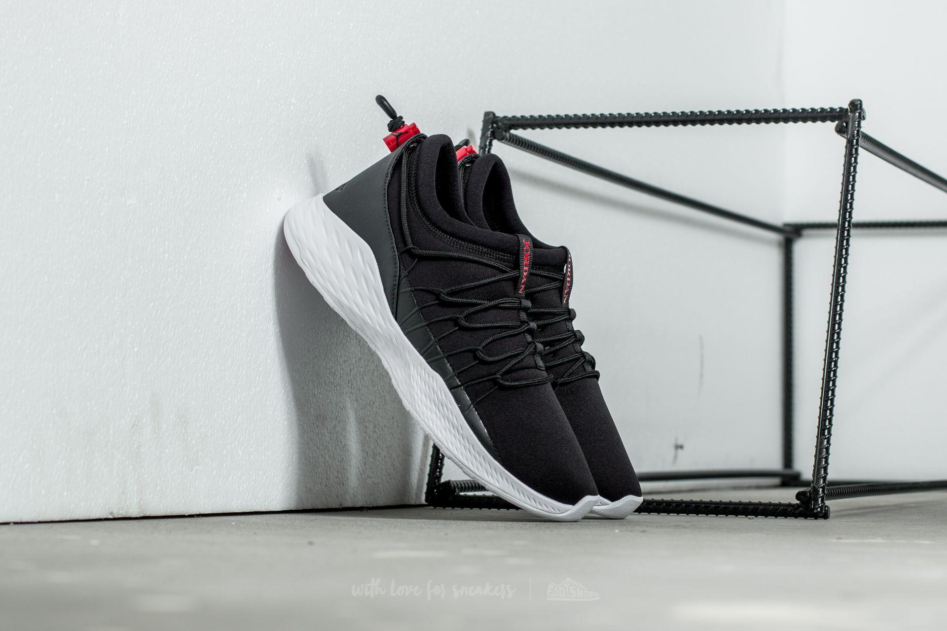 90f7d1eeb5a0f0 Jordan Formula 23 Toggle Black  Gym Red-White
