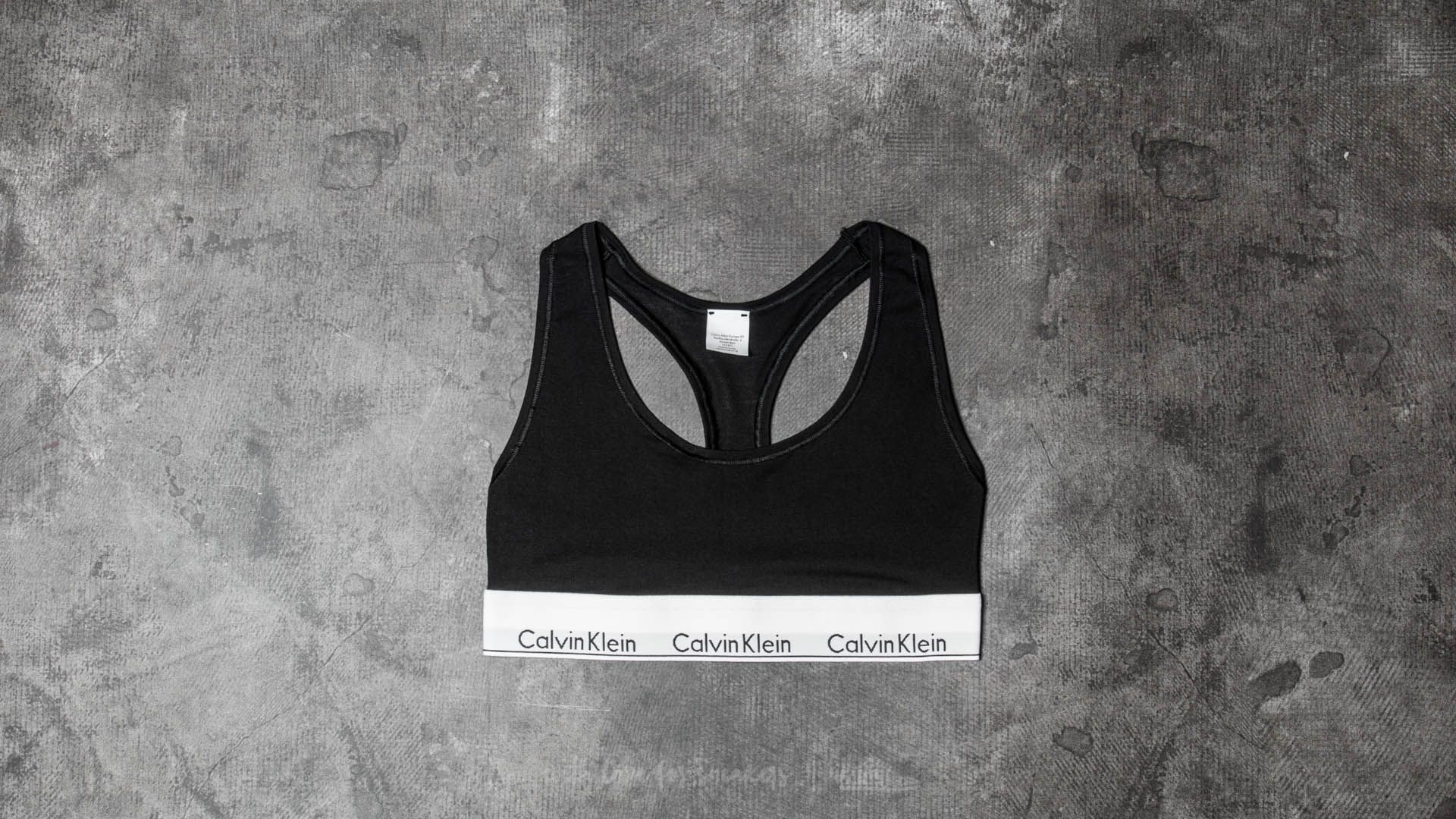 e9095bac2bd Calvin Klein Bralette Black at a great price 29 € buy at Footshop
