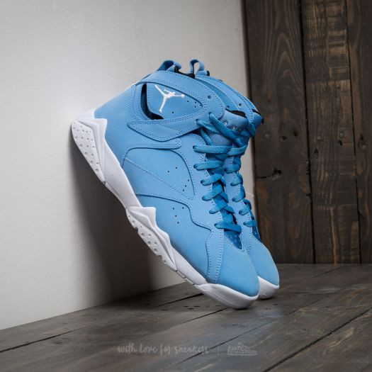 buy online 94686 87553 Air Jordan 7 Retro University Blue/ White-white | Footshop