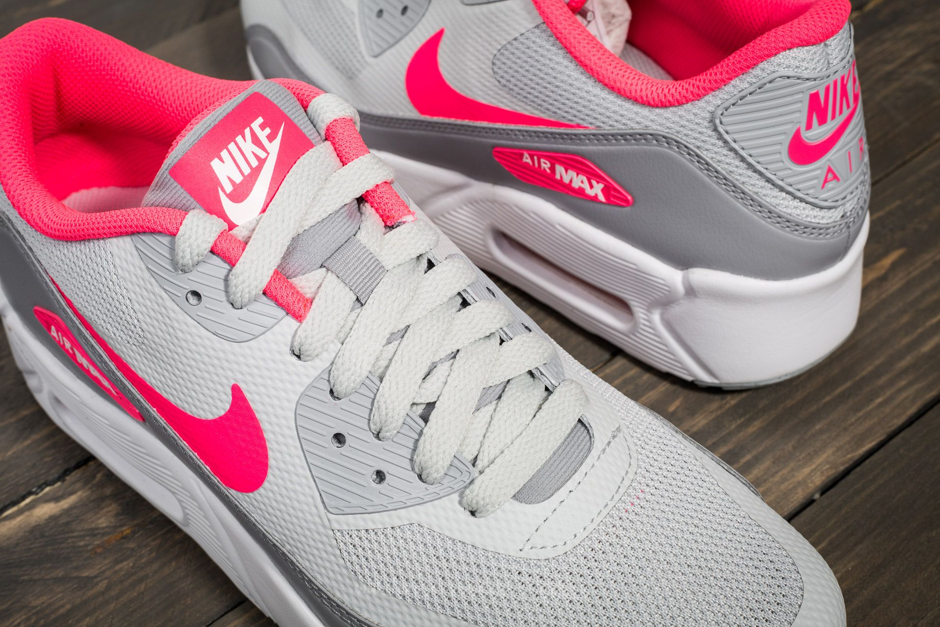 Wmns Nike Air Max 90 Ultra 2.0 Wolf Greypink