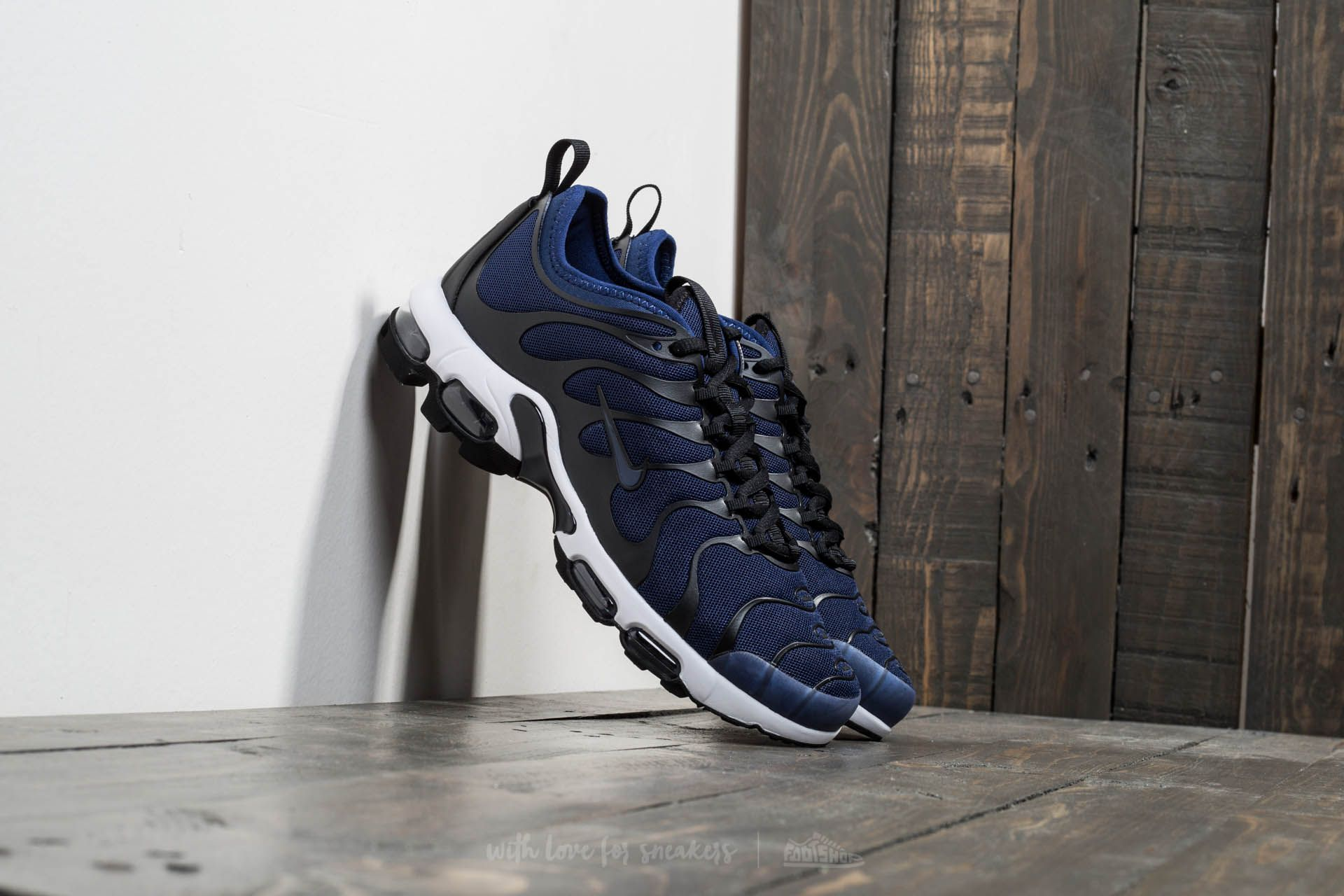 5536c0edff Nike Wmns Air Max Plus TN Ultra Binary Blue/ Binary Blue-Black ...