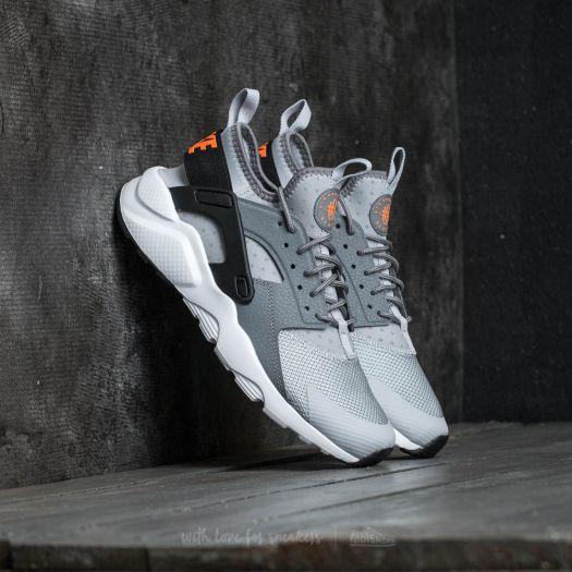 Nike Air Huarache Run Ultra (GS)Wolf Grey Tart Cool Grey Black