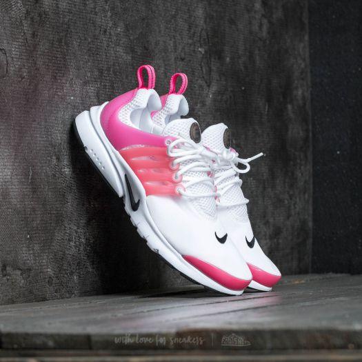 Women's shoes Nike Presto (GS) White