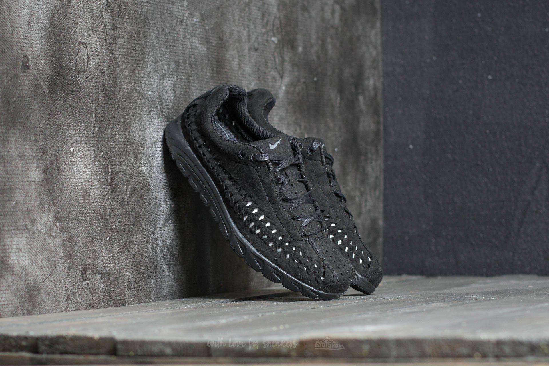 Nike Wmns Mayfly Woven Black  Black-Dark Grey  d9d43c66b