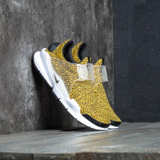 best service c6e7d 1f54a Nike Sock Dart QS University Gold/ Black-White   Footshop