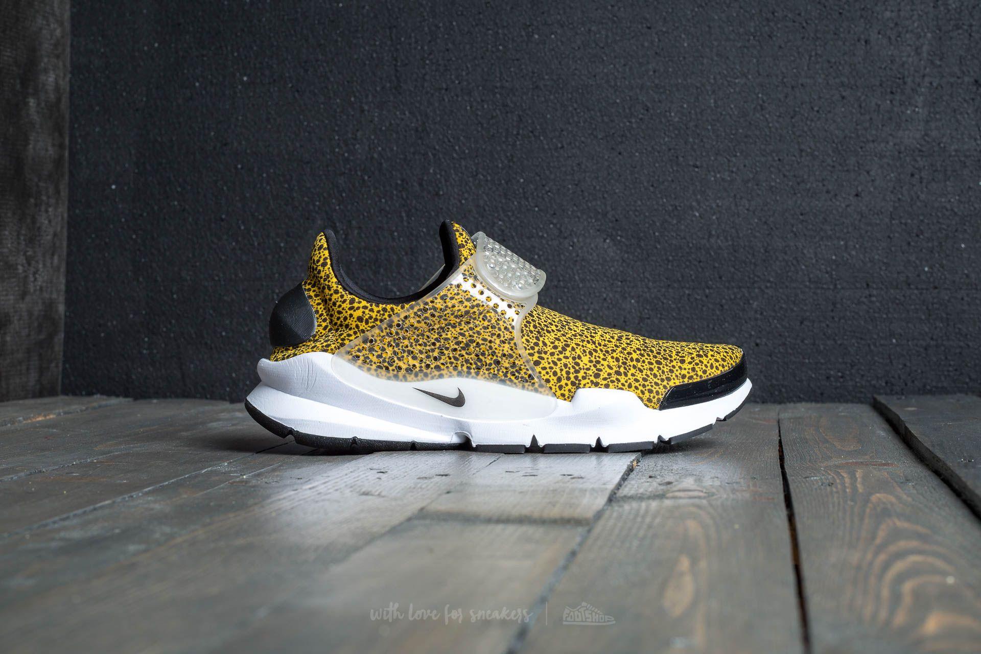 best service f0db2 ac324 Nike Sock Dart QS University Gold/ Black-White | Footshop
