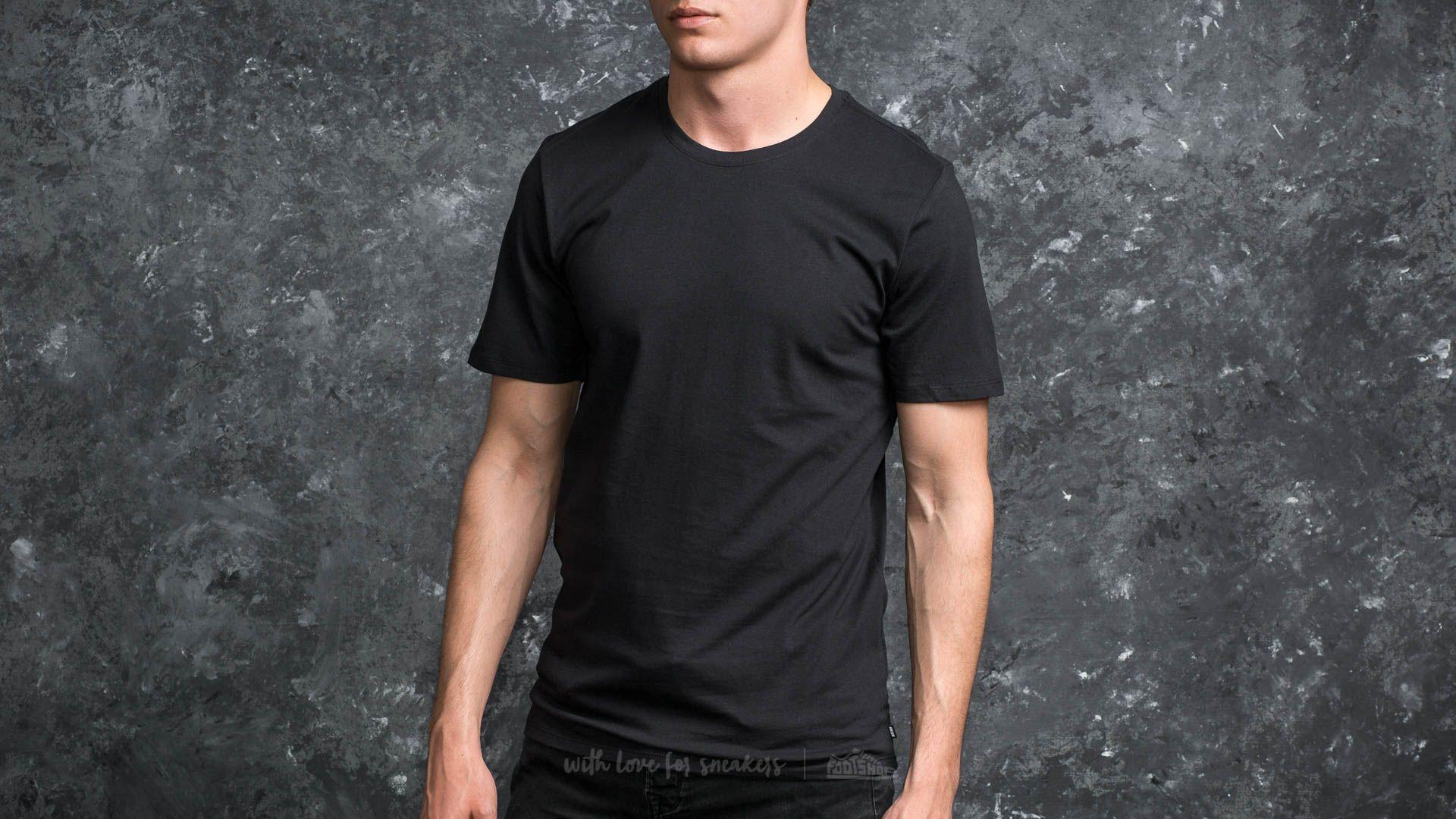 9f9fbfd5 Nike SB CTN Essential Tee Black | Footshop